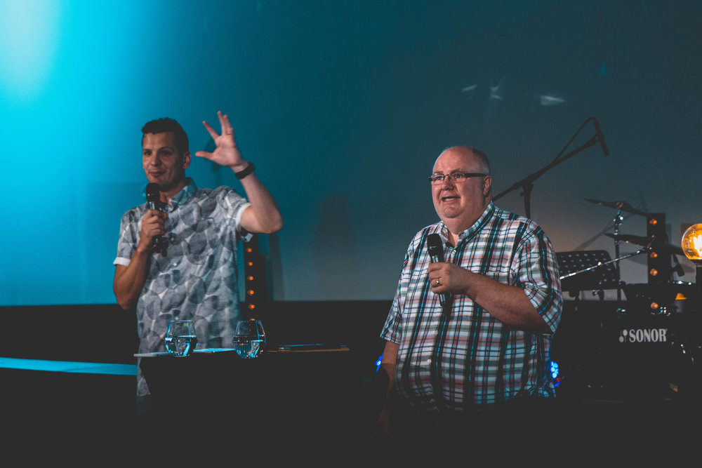 Living with a Destiny | Gottesdienst mit Dave Ayling