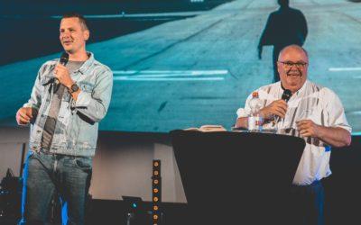 Lauf das Rennen! Gastpredigt von Dave Ayling