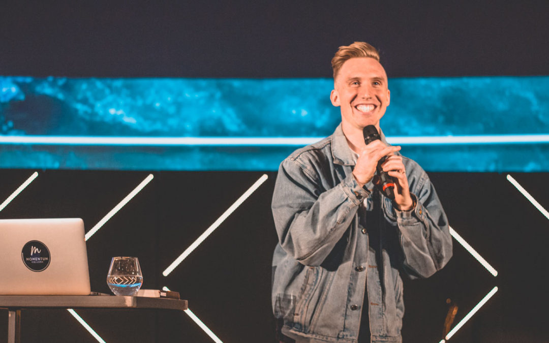 Wir wollen diese Kirche sein | Gastpredigt von Silas Wallemroth